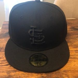 NWT fitted St Louis Cardinal Hat